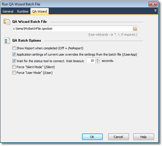 FinalBuilder Help File